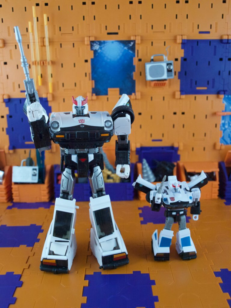 Harry with Masterpiece Prowl