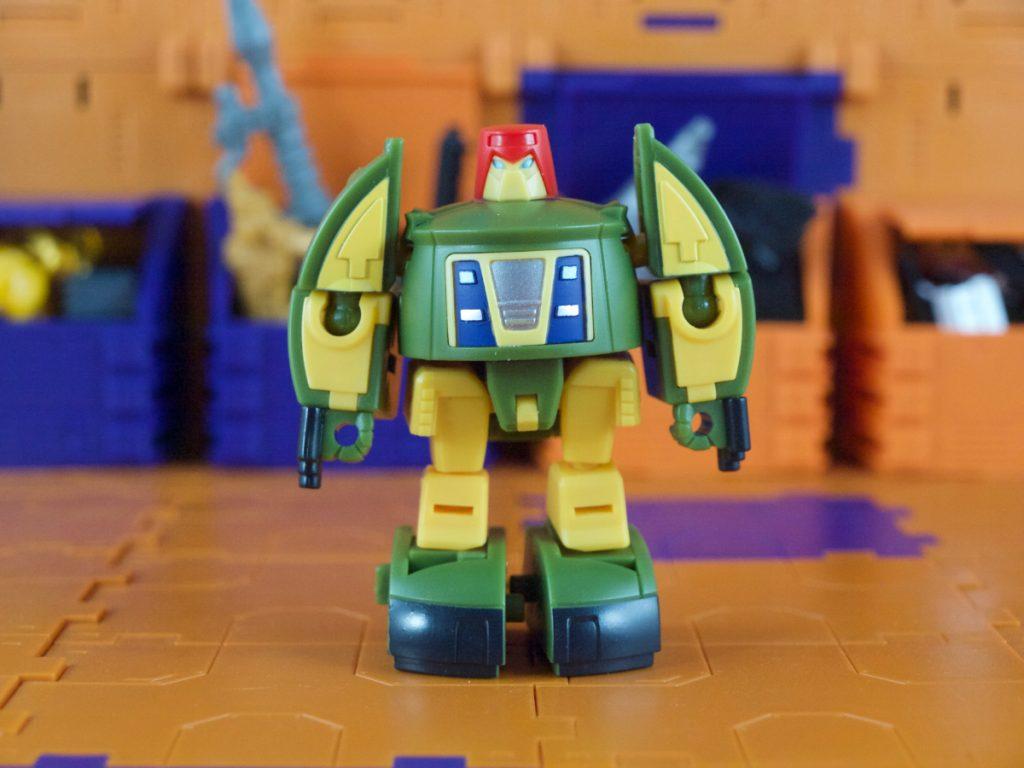 Max robot mode