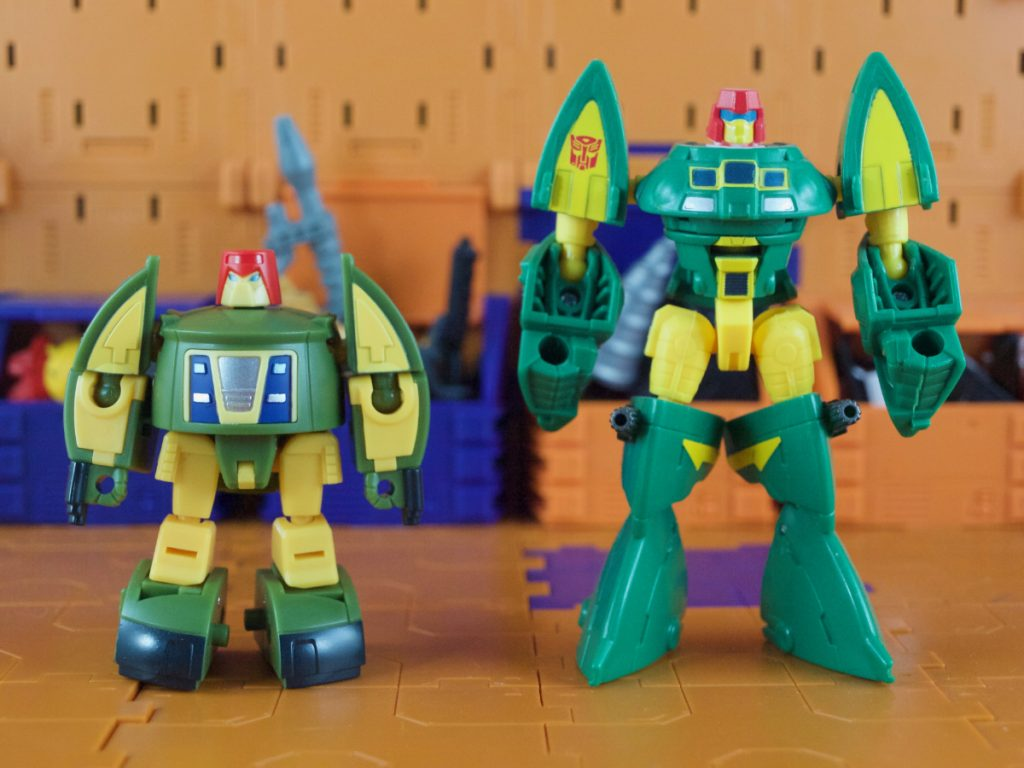 Max robot mode with Cosmos