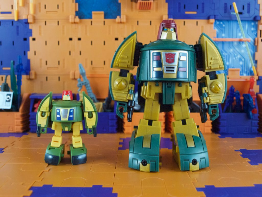 Max robot mode with Spaceracer