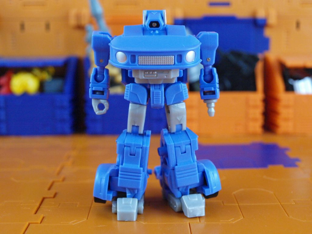 Cyclops robot mode
