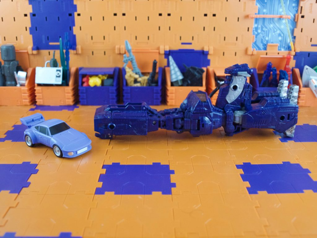 Cyclops vehicle mode with Shockwave
