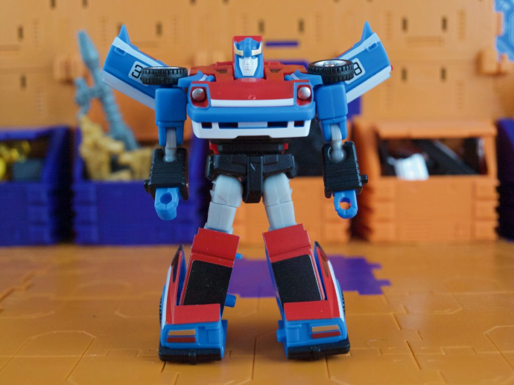 Maverick robot mode
