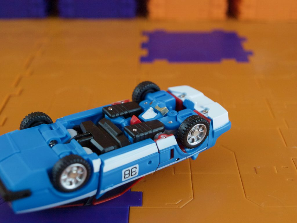 Maverick vehicle mode head placement