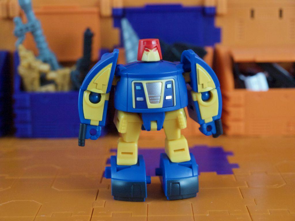 Max V2 robot mode