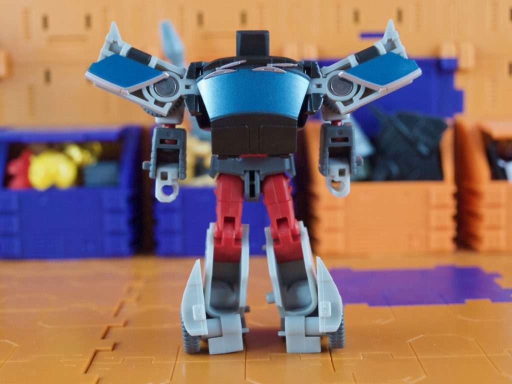 Murphy robot mode back
