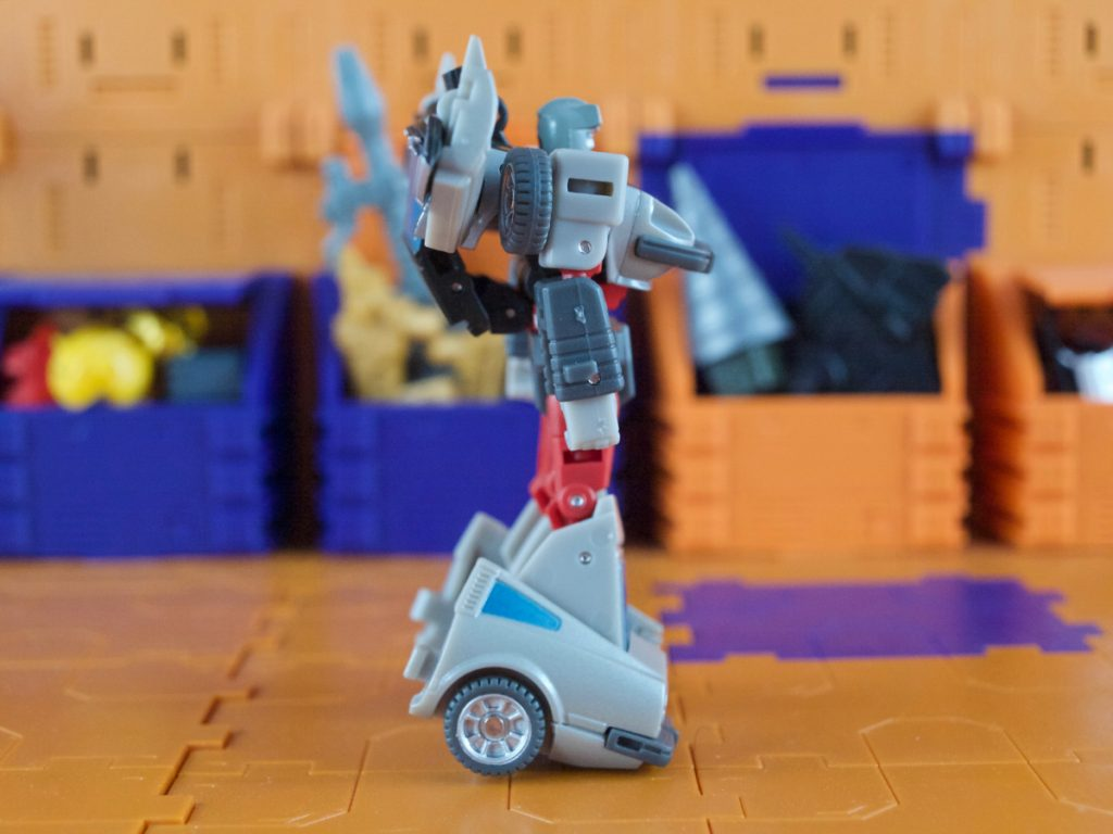 Murphy robot mode side