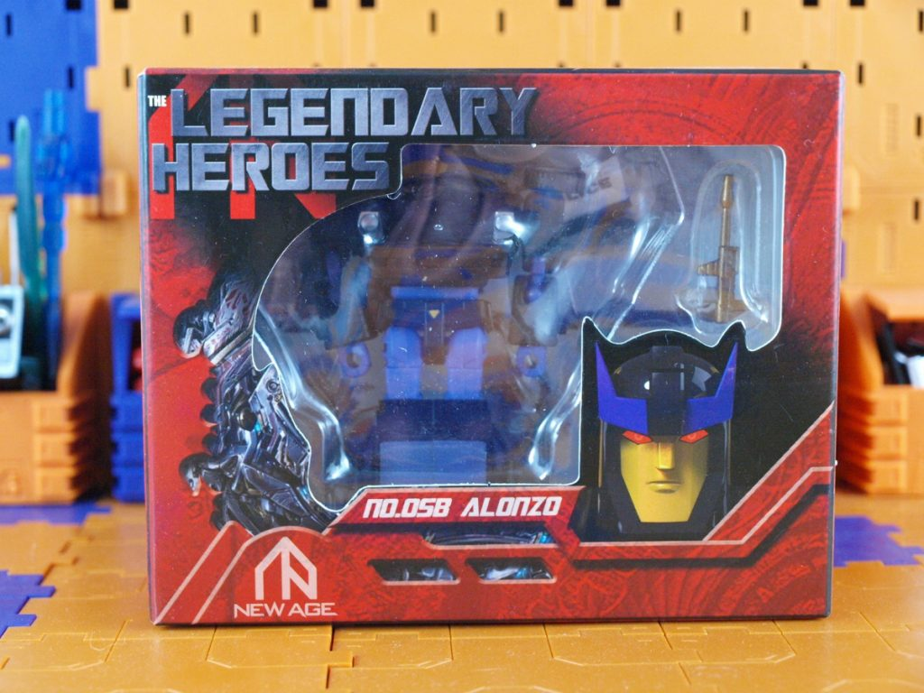 Alonzo box