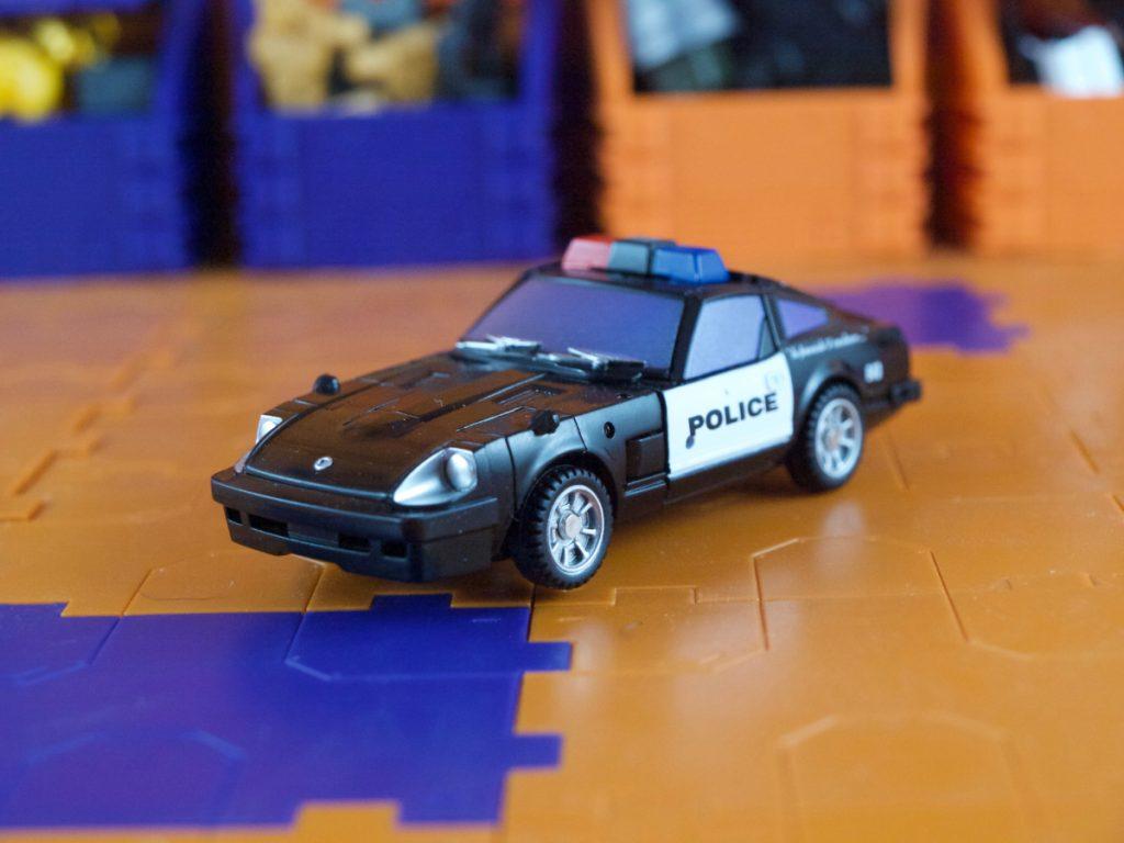 Alonzo vehicle mode