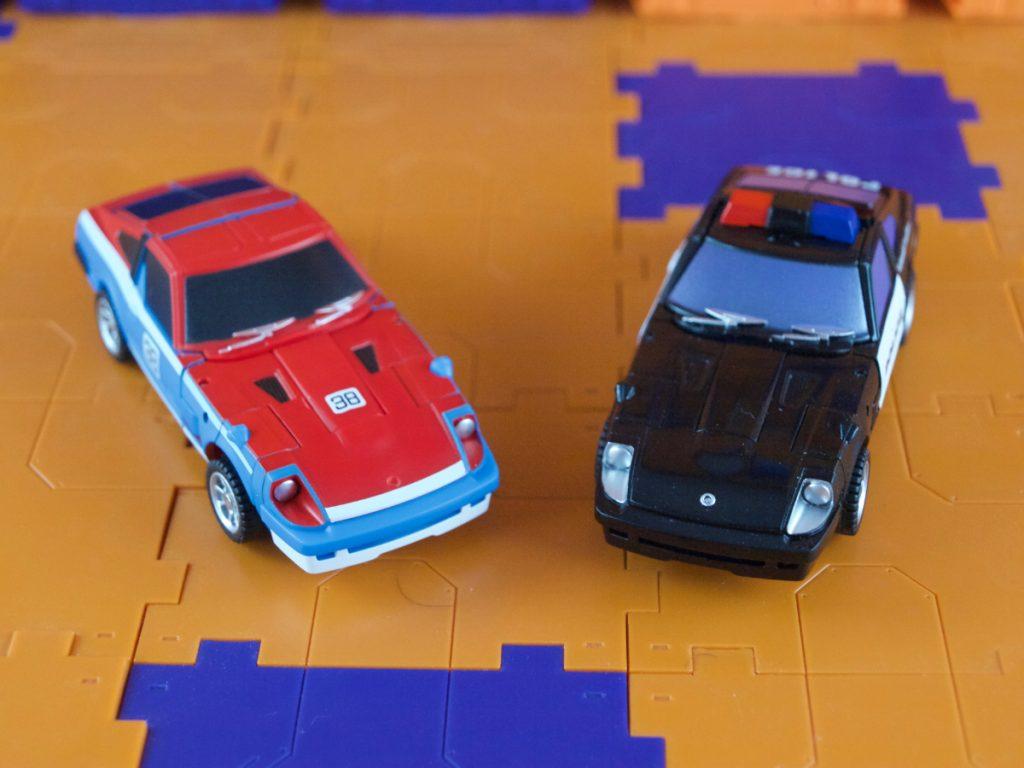 Alonzo and Maverick vehicle mode