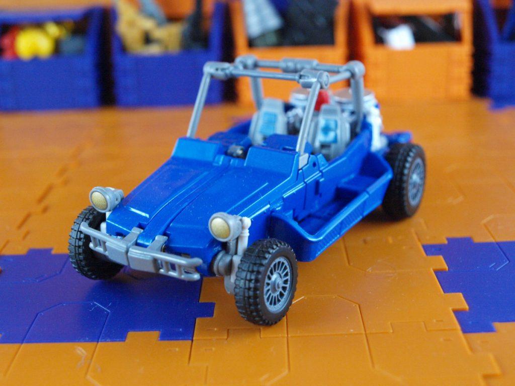 Arkose vehicle mode