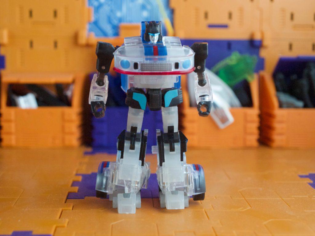 Kagamusha robot mode