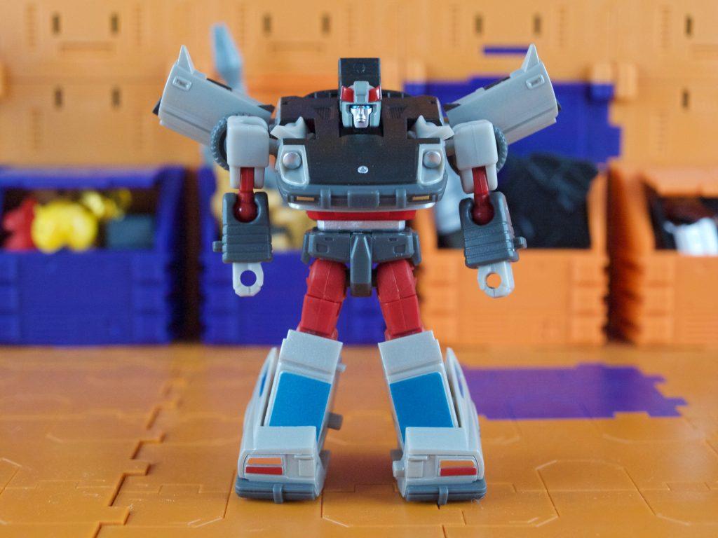 Murphy robot mode