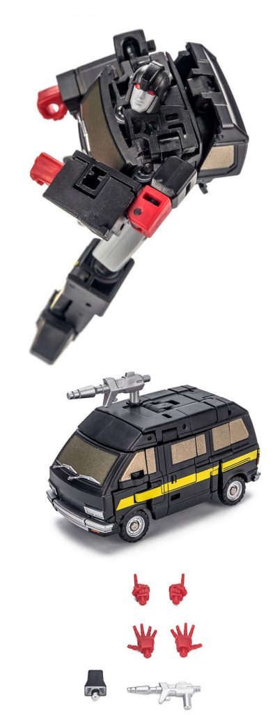 New Age H7B Riddick
