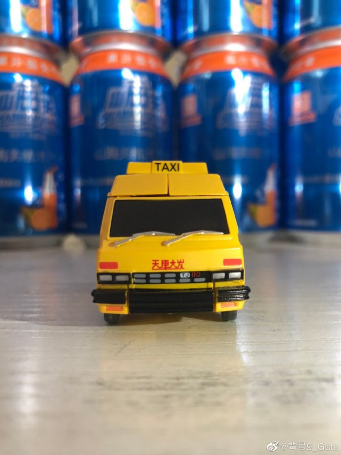 New Age Miller taxi version