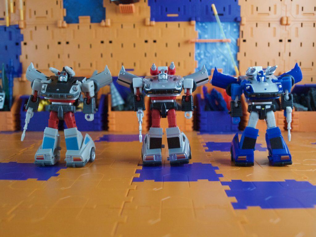 Black Rain comparisons robot