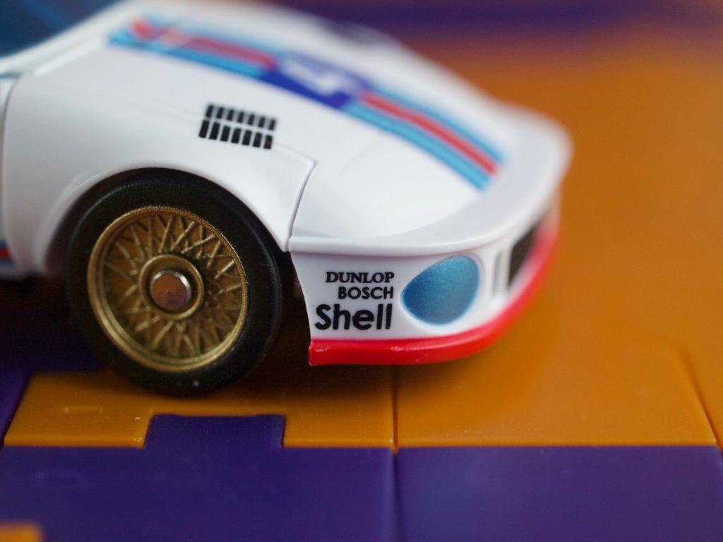 Maneros vehicle mode side details