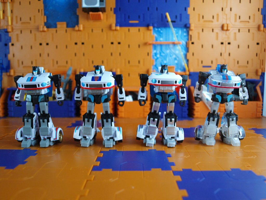 Maneros robot mode
