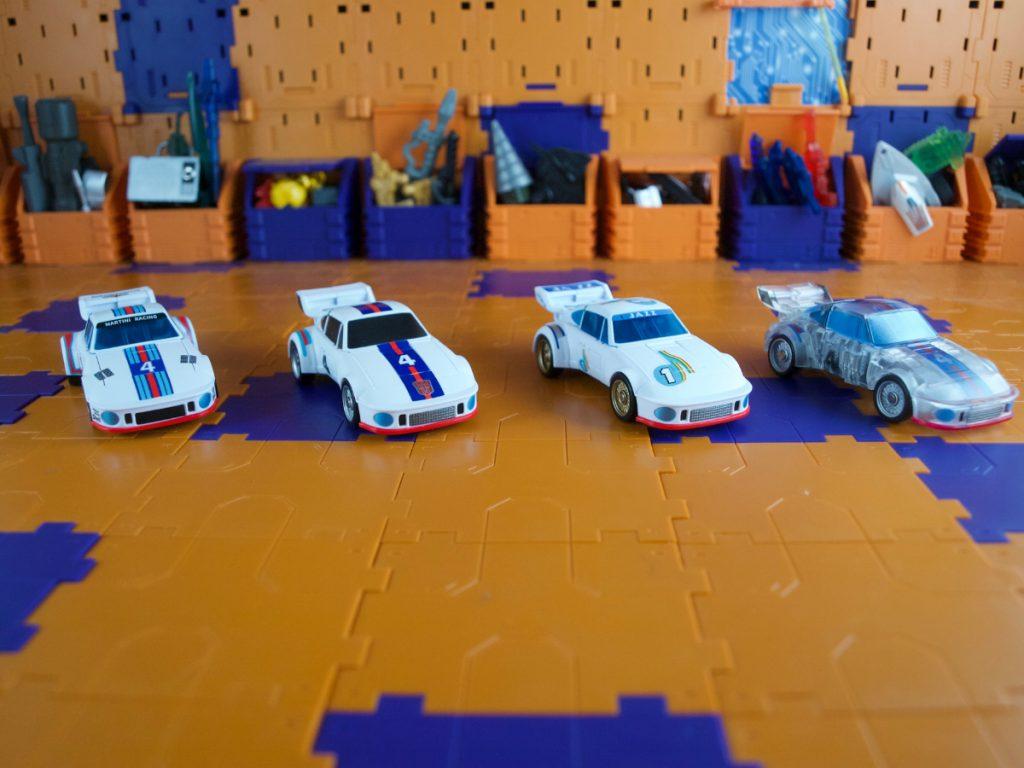 Maneros vehicle mode
