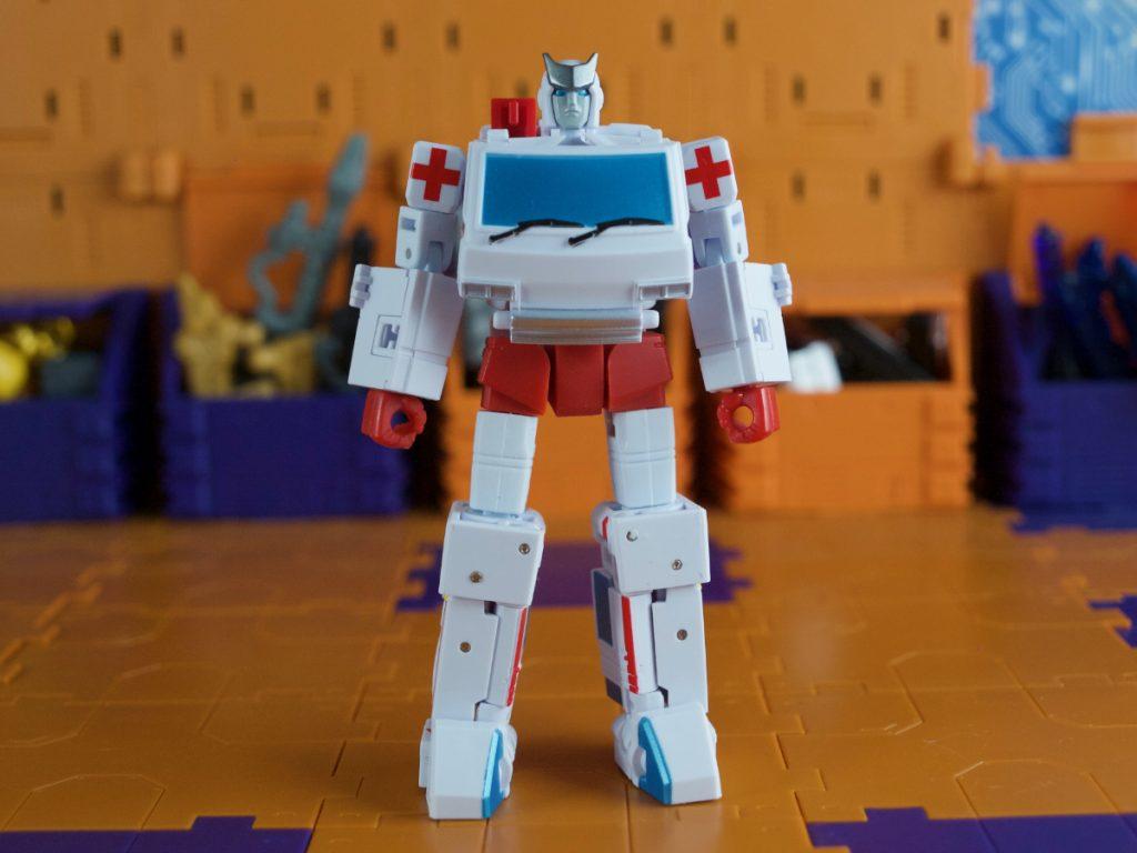 Miller robot mode