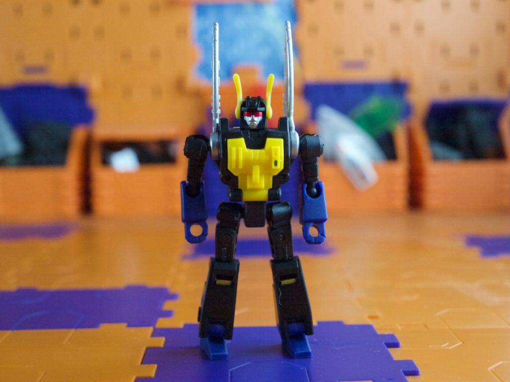 Abadon robot mode