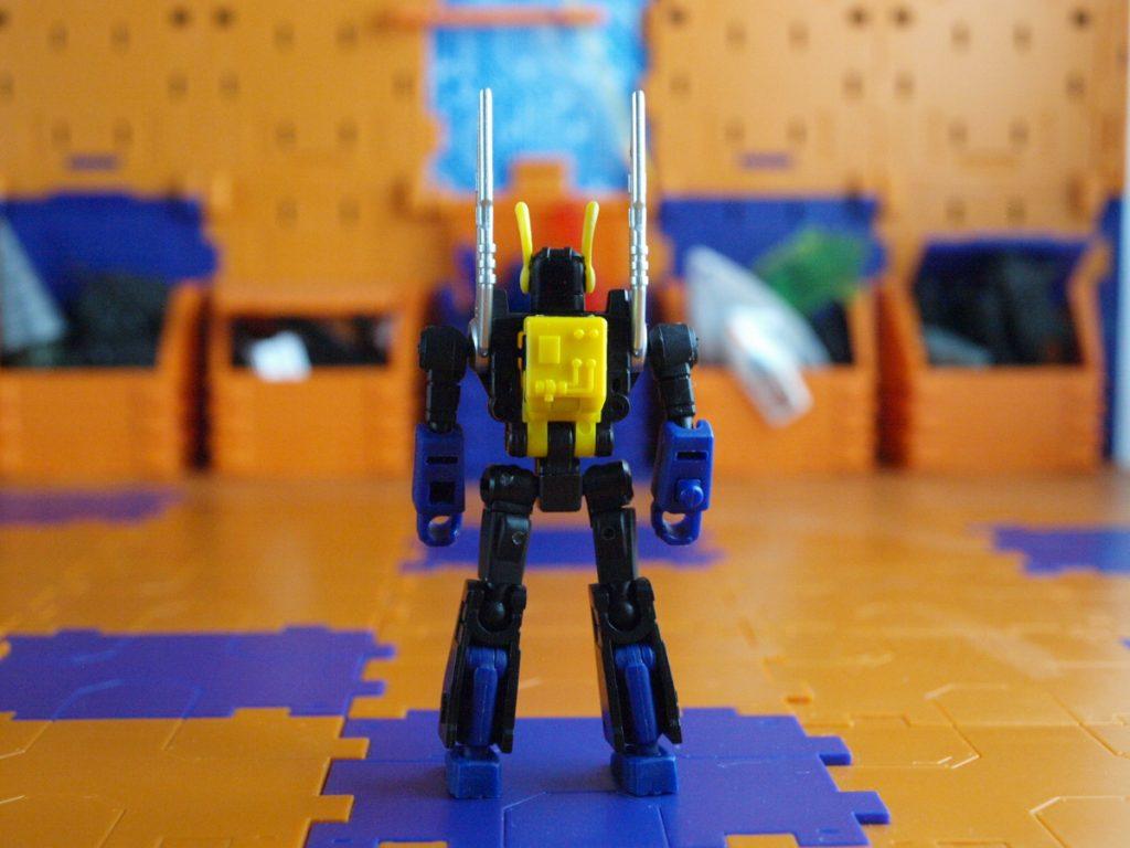 Abadon robot mode back