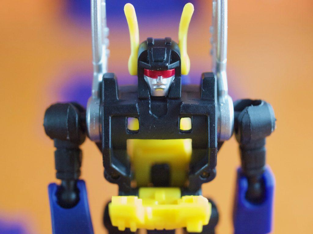 Abadon robot mode chest open