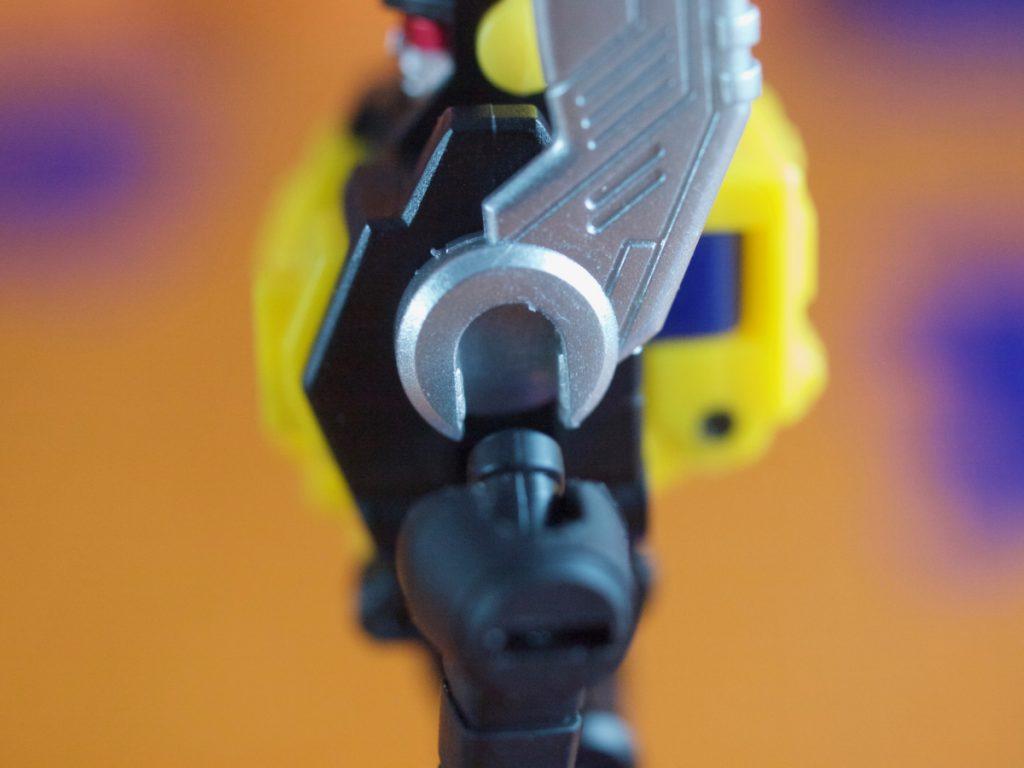 Abadon robot mode shoulder