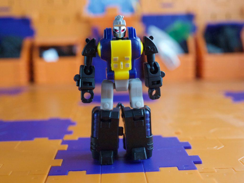 Asmodeus robot mode