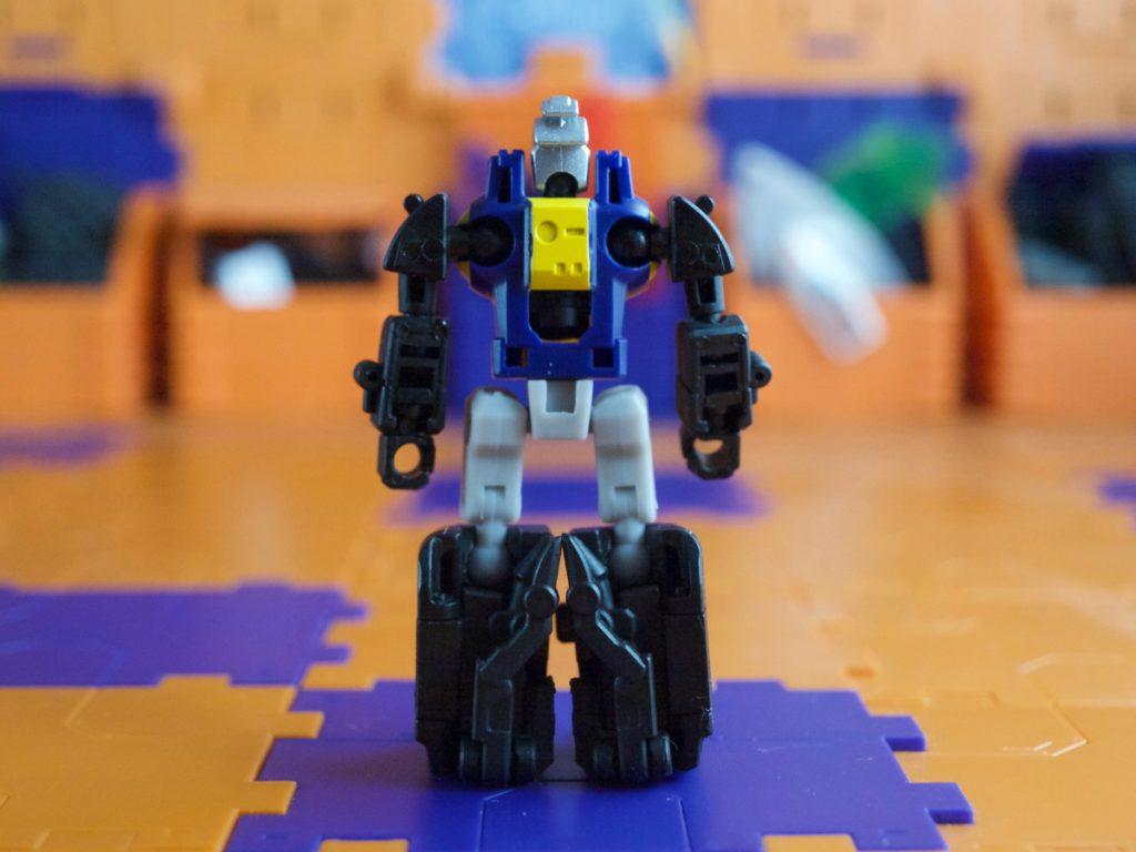 Asmodeus robot mode back