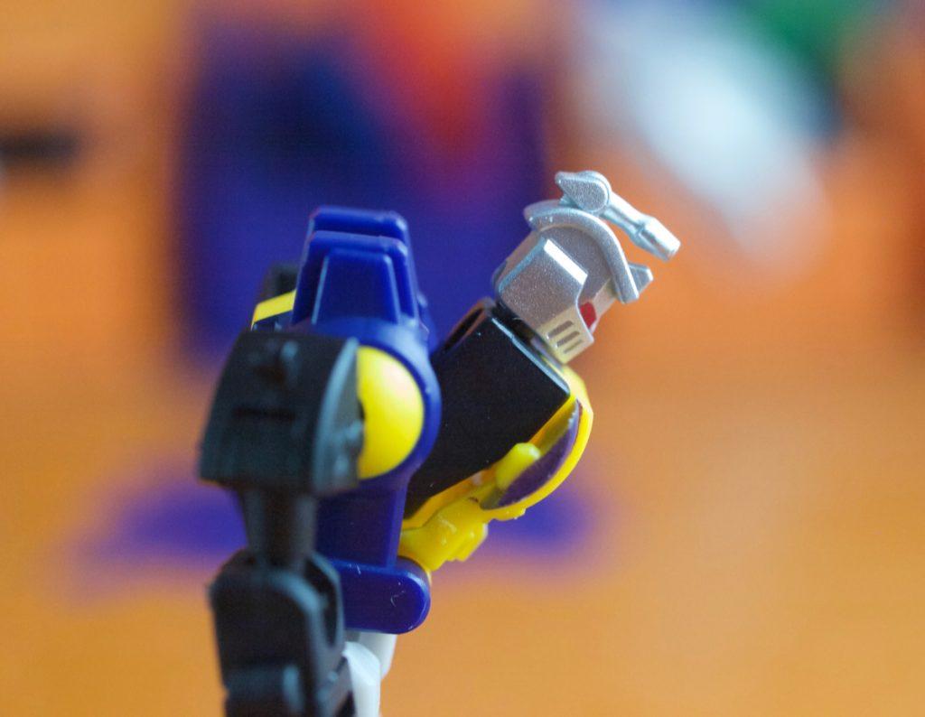 Asmodeus robot mode chest open