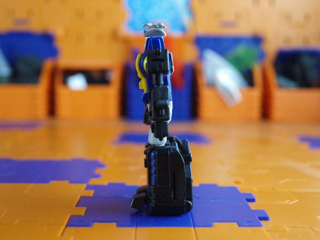 Asmodeus robot mode side