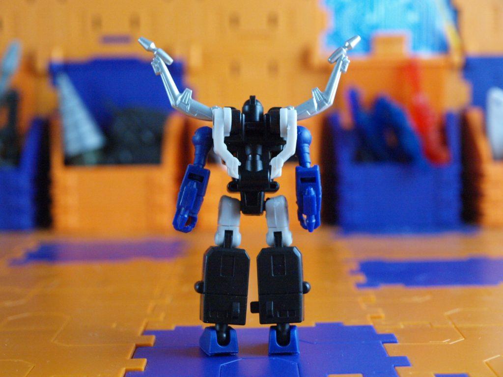 Berial robot mode back