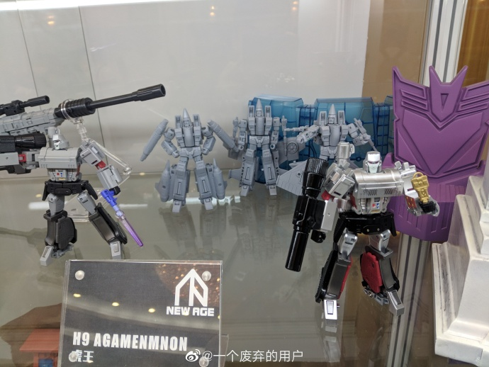 New Age Toys Display Aug 2019