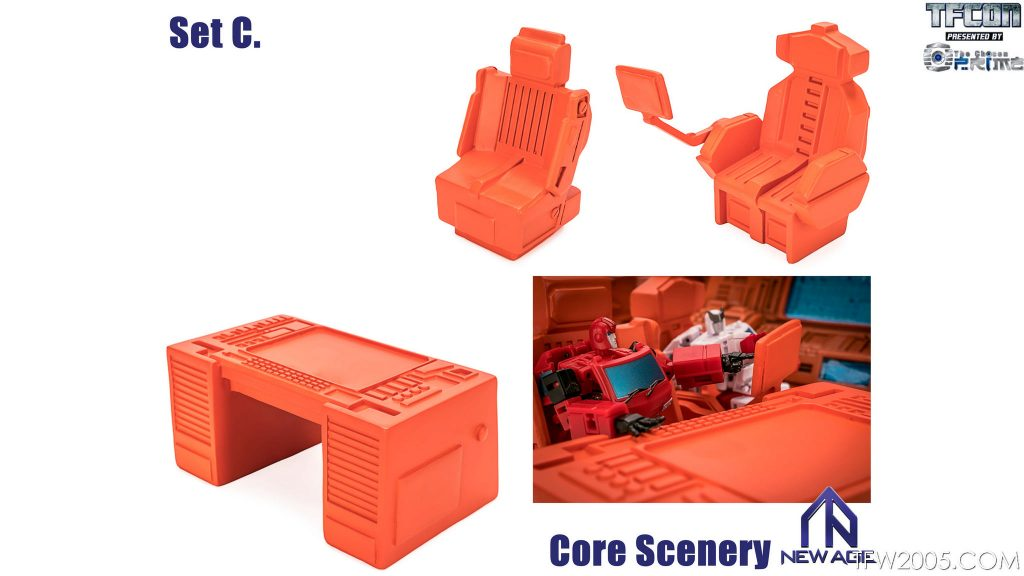 Core Scenery Set C