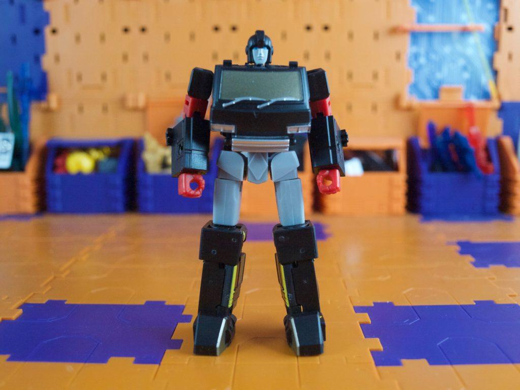 Riddick robot mode