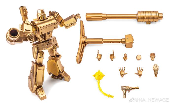 H9G Agamenmnon accessories