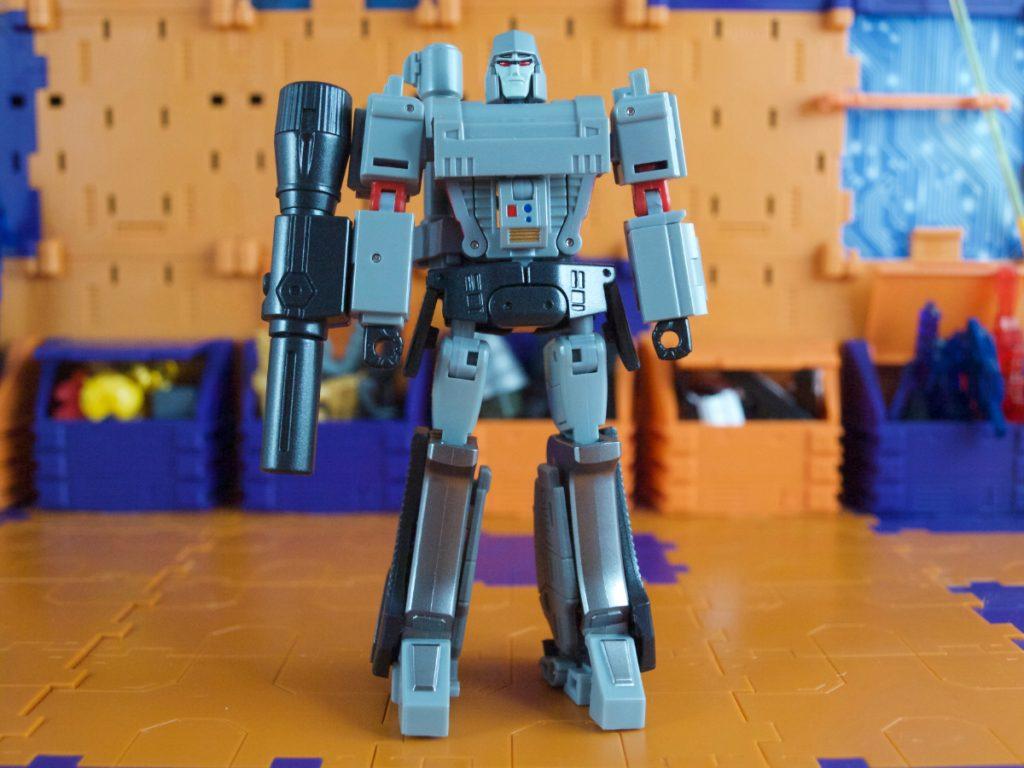 Agamenmnon robot mode