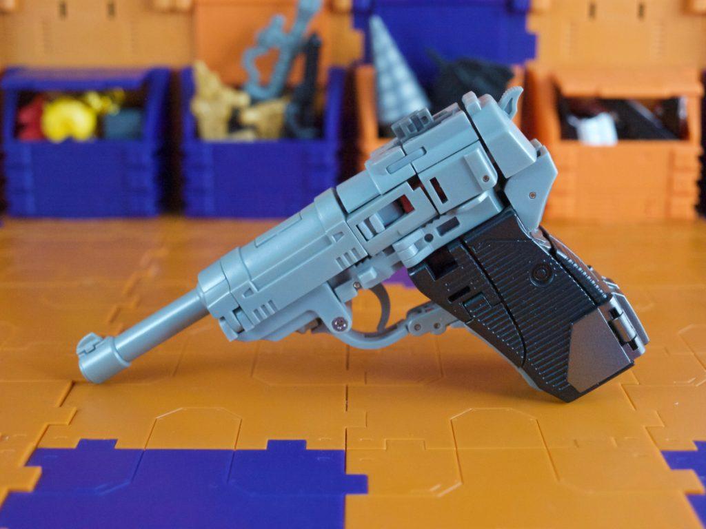 Agamenmnon pistol mode