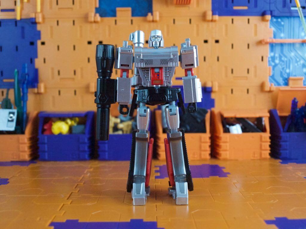 Hynkel robot mode