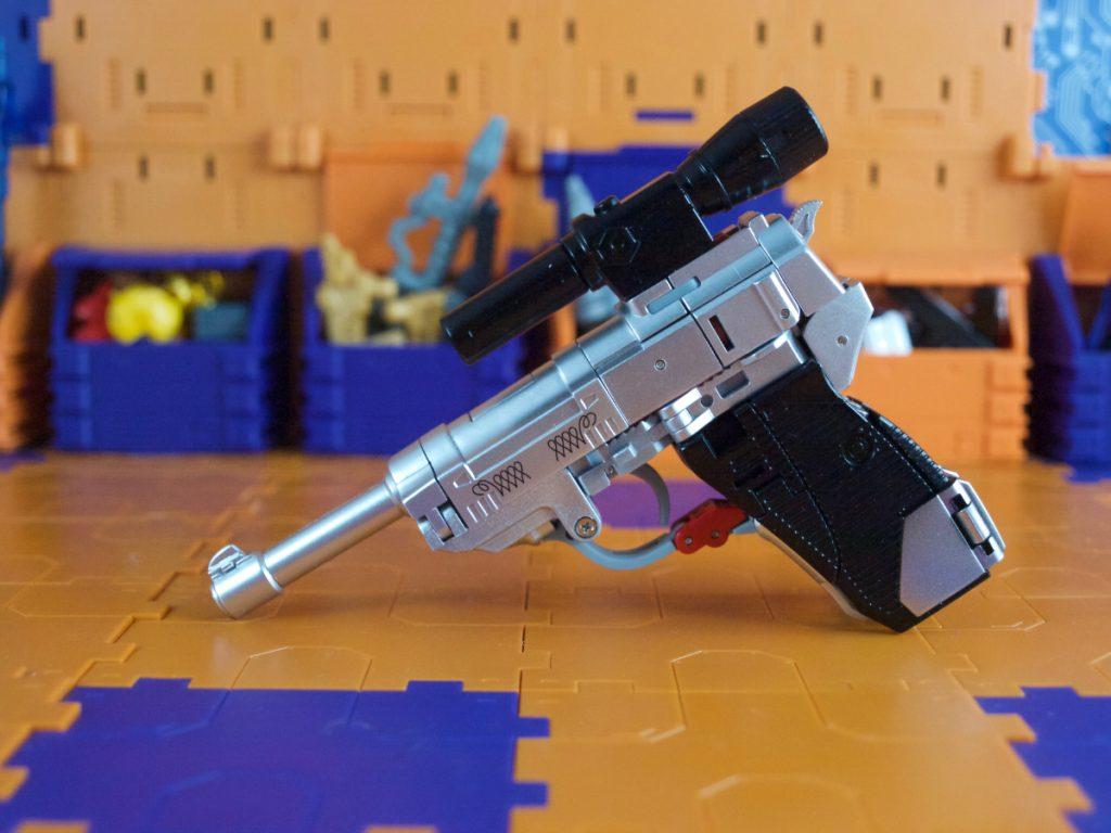 Hynkel pistol mode