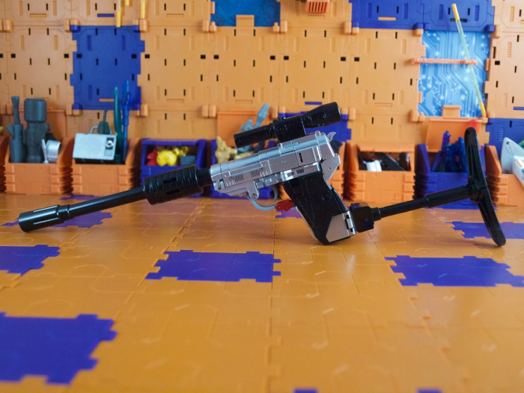 Hynkel pistol mode with accessories