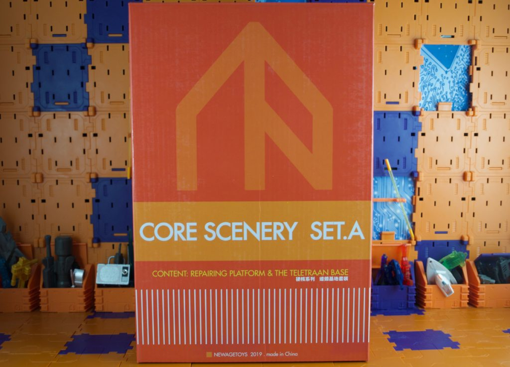 Core Scenery A box