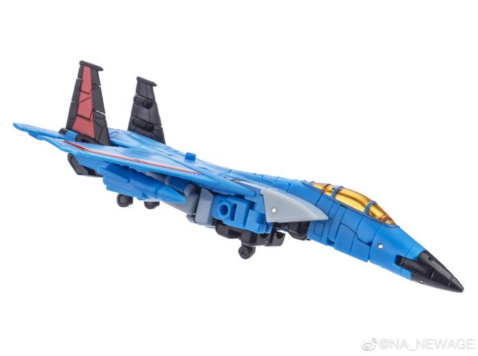Leviathan jet mode