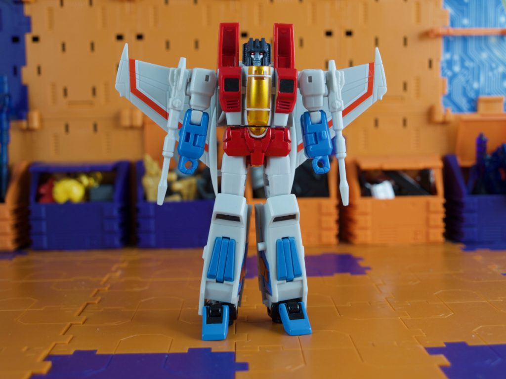 Lucifer robot mode