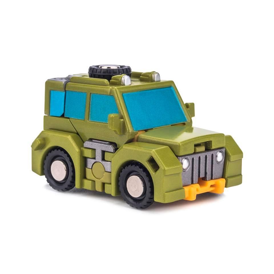 New Age H19 Hogan vehicle mode