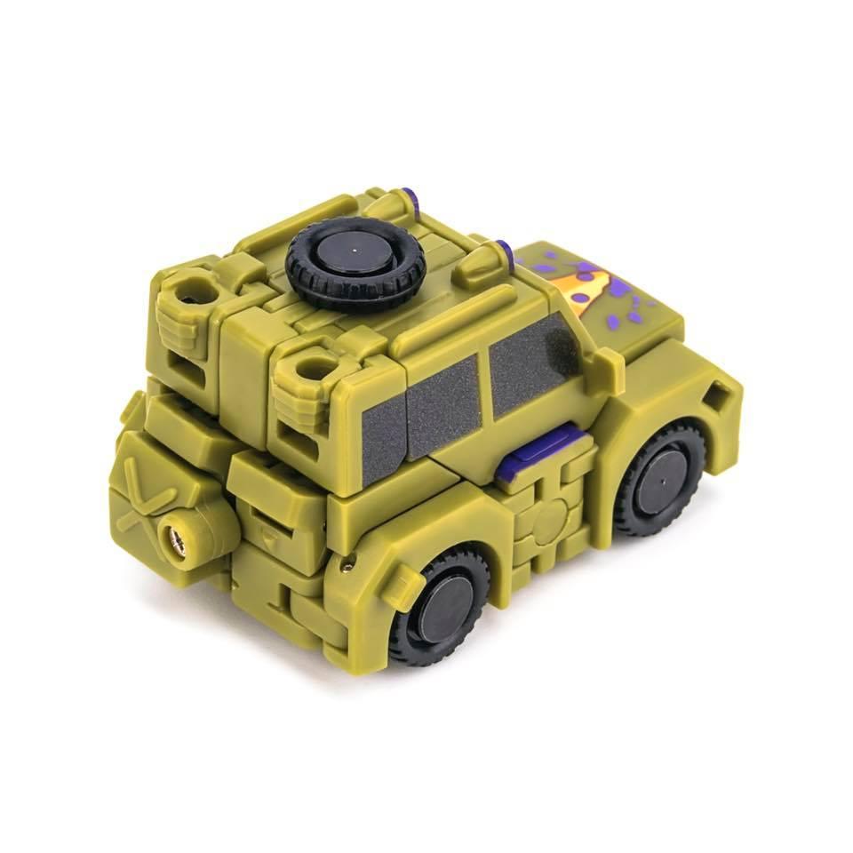 New Age H19N Dontatello vehicle mode