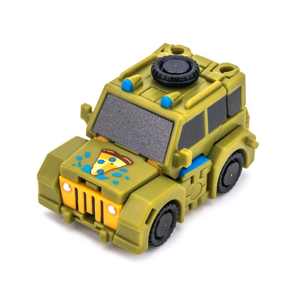 New Age H19N Leonardo vehicle mode