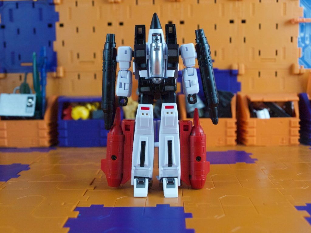 Beelzebul robot mode