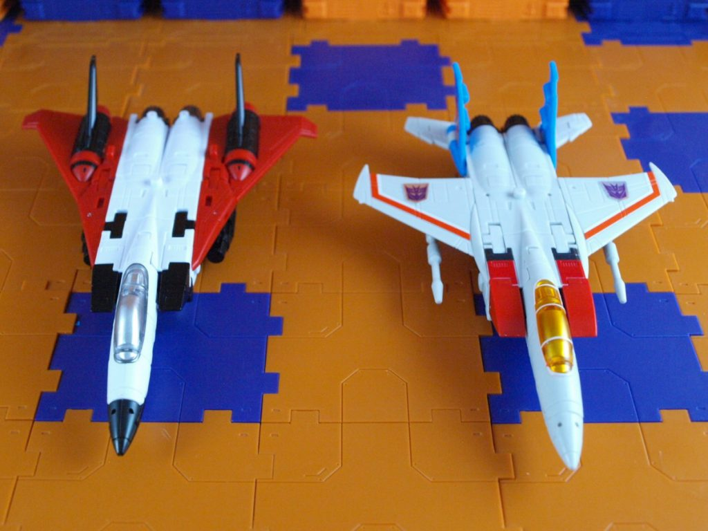 Beelzebul with Lucifer in jet mode